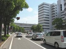姫路駅南交差点