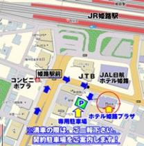 道路地図(拡大)