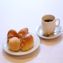 朝食ビュッフェ10