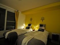 Yama House寝室