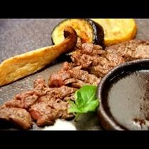 篠山牛ステーキ