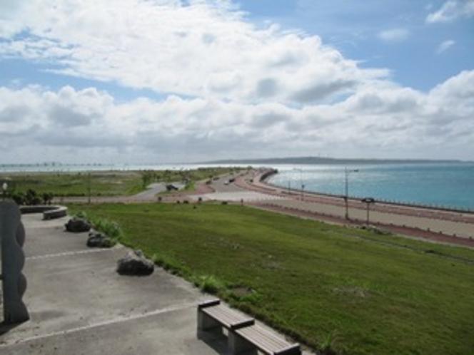 トゥリバー海浜公園①