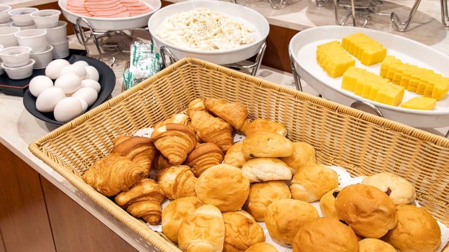 【朝食】メニュー一例
