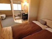 居間・寝室分離の新和洋室2