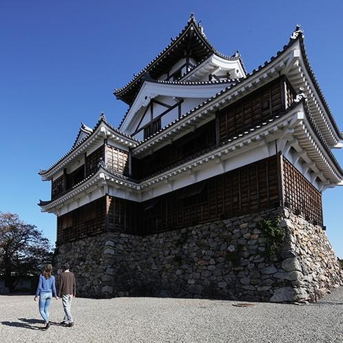 【福知山城】大河ドラマ「麒麟がくる」スポット!明智光秀ゆかりの城(当館より車で約80分)