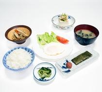 日替わり朝食 例①