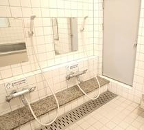 4階 家族風呂 シャワー
