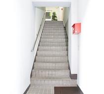 1階 旅館入口