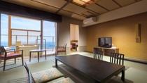 【特別室 和室】露天風呂付き客室