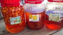 にぃにぃ特製ジュースの数々