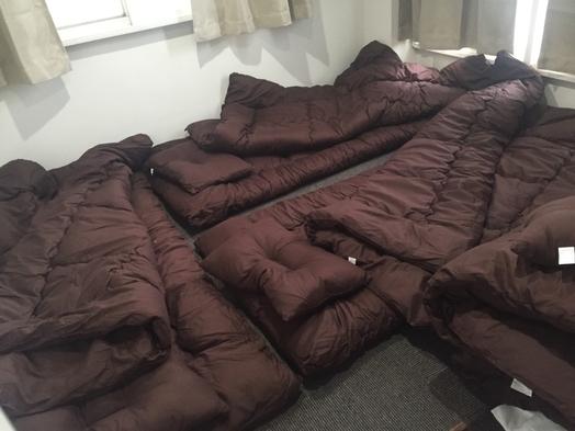 【現金特価】 フラットタイプのお部屋(寝ソベリア)
