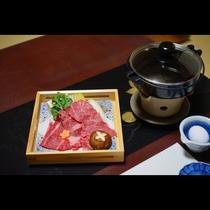 鳥取和牛でお作りした定番人気のお鍋!≪すき焼き≫