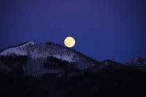 満月の登場