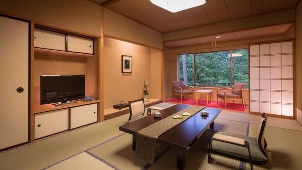 【禁煙】標準和室12畳+踏込|ゆったりと落ち着く和室