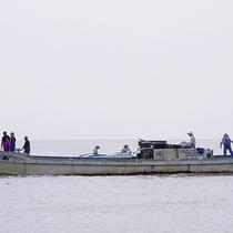 *代々受け継がれる伝統の漁!獲れたての海の幸をお客様へ…
