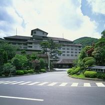 ホテル紅葉館 新緑