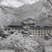 ホテル紅葉館 冬