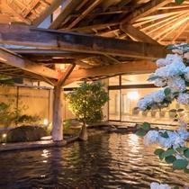 ホテル紅葉館 露天岩風呂