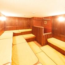 ホテル紅葉館 「紅葉の湯」サウナ(80℃) 12:00~22:00、5:00~9:00