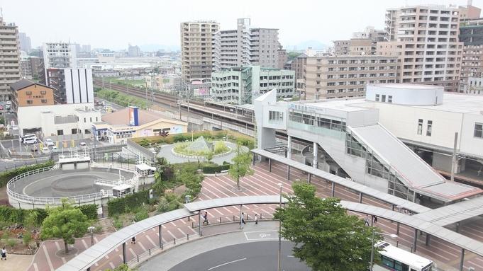 \当日限定/◆ポイント2倍◆JR南草津駅ロータリー内!京都駅から17分(宿泊のみ)