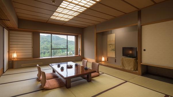 【喫煙可】和室おまかせ|10畳または15畳 湯めぐり満喫