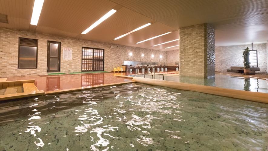 ホテル千秋閣 大浴場