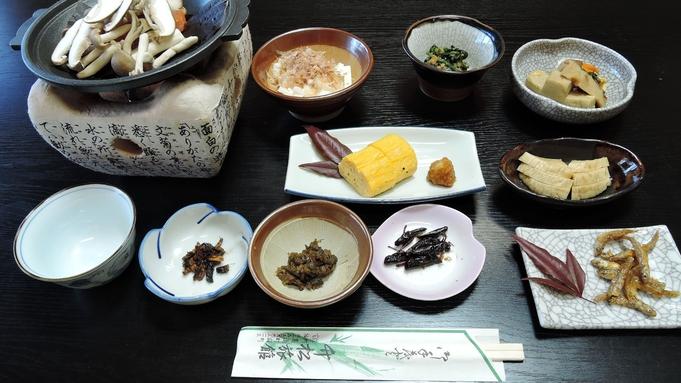 【2食付】女将の手作り料理が人気。豊かな自然と水に育まれた信州の幸をたっぷりと♪