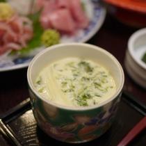 *夕食例(茶碗蒸し)