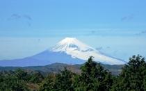 富士山 房総半島から伊豆諸島、振り向けば富士山も