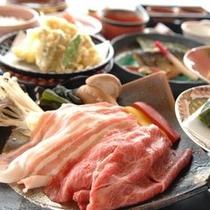 【岩手みやび膳】最上階「羽山」での夕食 ※料理イメージ
