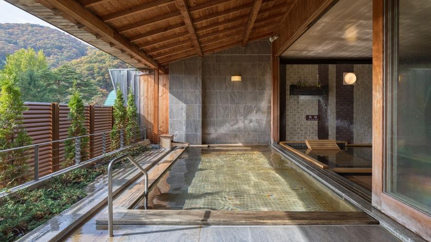 ホテル花巻 ひのき露天風呂