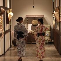 日本情緒あふれる空間