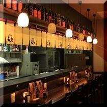 ■居酒屋「長参」カウンター