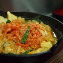 ■キムチ鍋