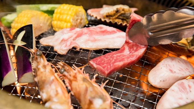 【お値打ちプラン】夕食は当日のお楽しみ!当館名物◆スペイン船BBQor温泉せいろ蒸し