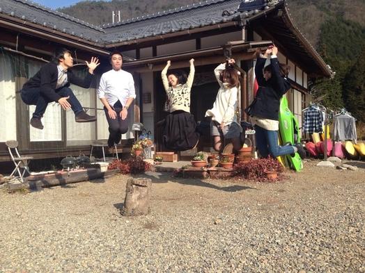 5〜10月用【ポイント5倍】★グループ・カップルで楽しく素泊まりプラン★