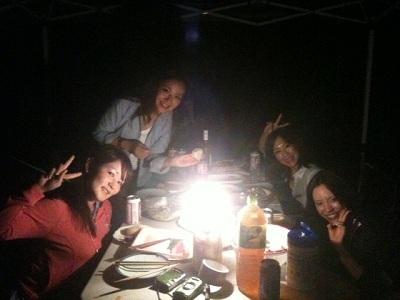 女子会パーティー
