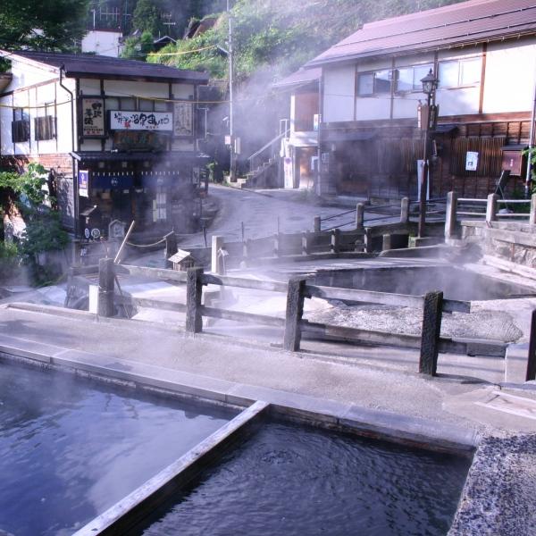 野沢温泉 麻釜