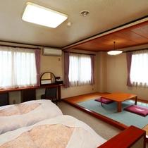 客室 和洋室