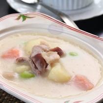 夕食(洋食 ) クリームシチュー