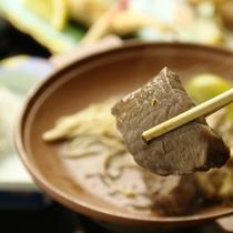 夕食_陶板焼きイメージ
