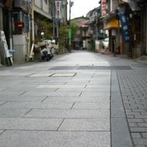 周辺_温泉街