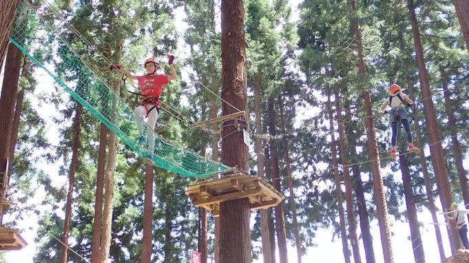 【2日間限定】大自然満喫!コスモス咲き乱れる秋の特別デイキャンプ!森フェス宿泊プラン