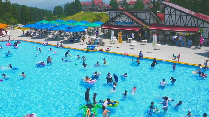 【夏休み限定コラボ】おもいっきり楽しもう!上越国際プレイランドフリーパス付きプラン