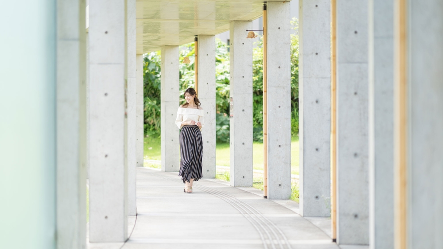 PhotoSpot/森のホール回路