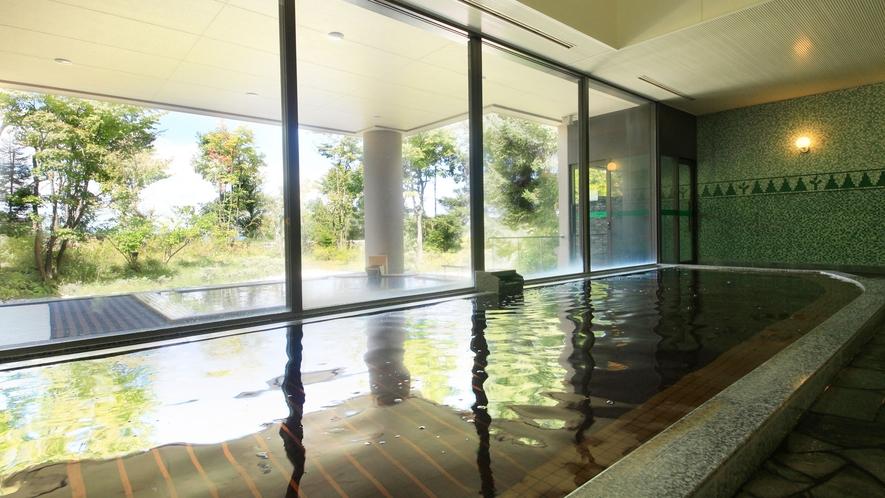 【あてま温泉】ふるさとの湯 内風呂