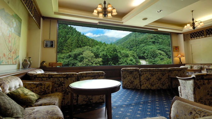 <日帰り夕食付>谷川岳を望むお部屋でゆっくり寛ぐ!季節替わりの四季彩会席!テレワークにも!