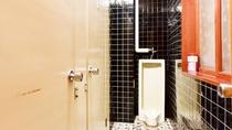 *[1階・トイレ]客室にないため共同トイレと洗面台をご利用下さい
