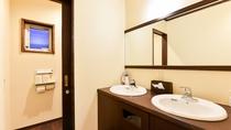 *[2階トイレ&洗面]客室にないため共同トイレと洗面台をご利用下さい