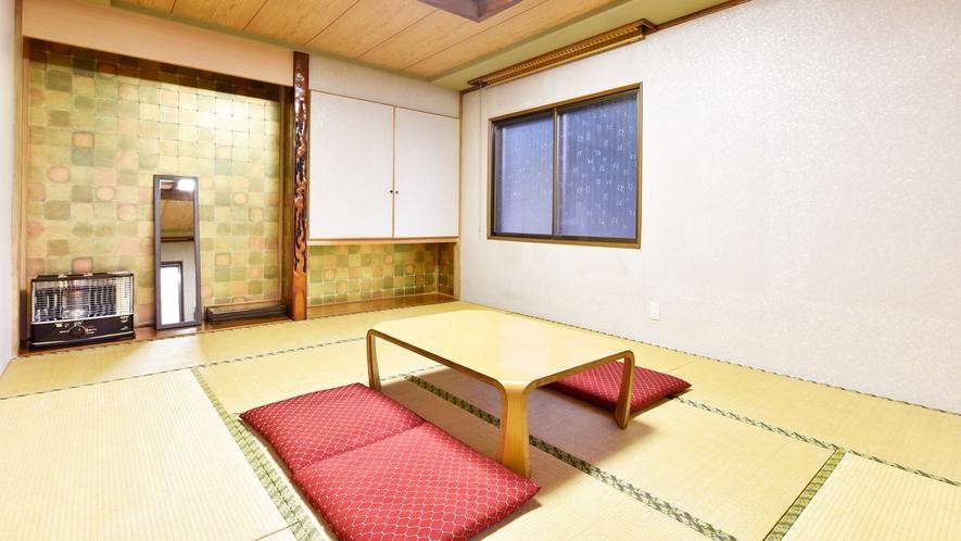 *[喫煙・和室4名]シンプルな造りの和室約10畳の客室です
